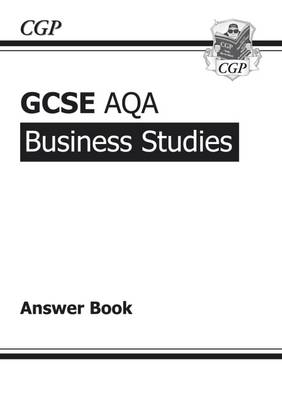 GCSE Business Studies AQA Answers (for Workbook) (A*-G Course) (Paperback)