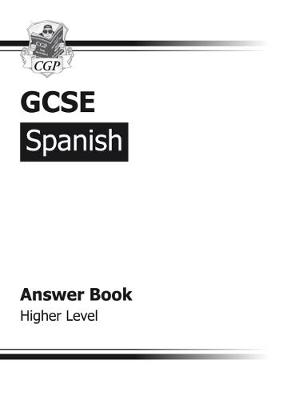 GCSE Spanish Answers (for Workbook) - Higher (A*-G Course) (Paperback)