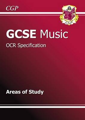 GCSE Music OCR Areas of Study Revision Guide (A*-G Course) (Paperback)
