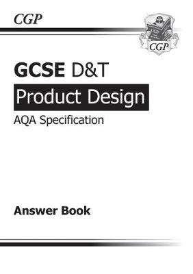 GCSE D&T Product Design AQA Exam Practice Answers (for Workbook) (A*-G Course) (Paperback)