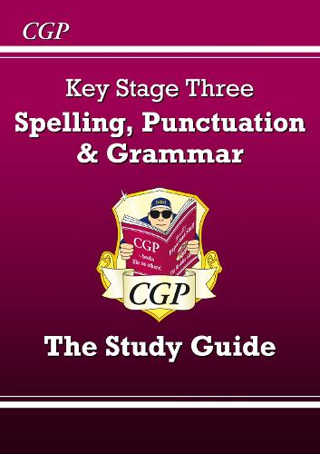 Spelling, Punctuation and Grammar for KS3 - Study Guide (Paperback)