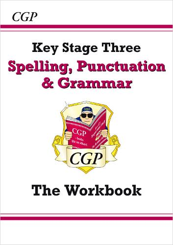 Spelling, Punctuation and Grammar for KS3 - Workbook (Paperback)