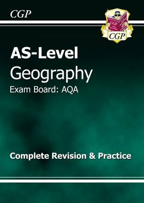AS Level Geography AQA Complete Revision & Practice (Paperback)