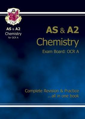 Asa2 level chemistry ocr a complete revision practice by cgp asa2 level chemistry ocr a complete revision practice paperback urtaz Gallery