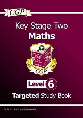 KS2 Maths Study Book - Level 6 (Paperback)