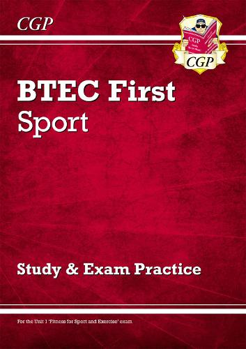 BTEC First in Sport - Study & Exam Practice with CD-Rom (Paperback)