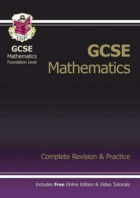 GCSE Maths Complete Revision & Practice with Online Edition - Foundation (A*-G Resits): Foundation (Paperback)