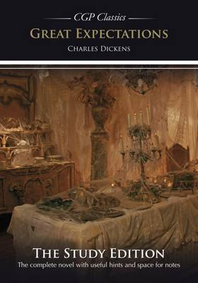 Great Expectations by Charles Dickens Study Edition (Paperback)