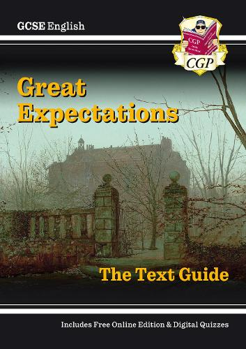 GCSE English Text Guide - Great Expectations (Paperback)