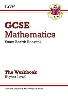 GCSE Maths Edexcel Workbook with Answers and Online Edition - Higher (A*-G Resits) (Paperback)