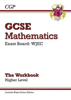 GCSE Maths WJEC Workbook (with Online Edition) - Higher (Paperback)