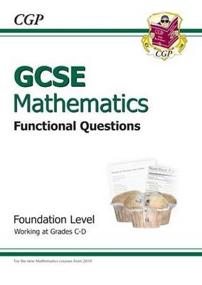 GCSE Maths Functional Question Book - Foundation (Paperback)