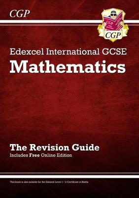 Edexcel Certificate / International GCSE Maths Revision Guide with Online Edition (A*-G) (Paperback)