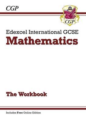 Edexcel Certificate / International GCSE Maths Workbook with Online Edition  (A*-G) (Paperback)