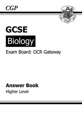 GCSE Biology OCR Gateway Answers (for Workbook) (A*-G Course) (Paperback)