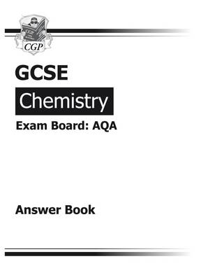 GCSE Chemistry AQA Answers (for Workbook) (A*-G Course) (Paperback)