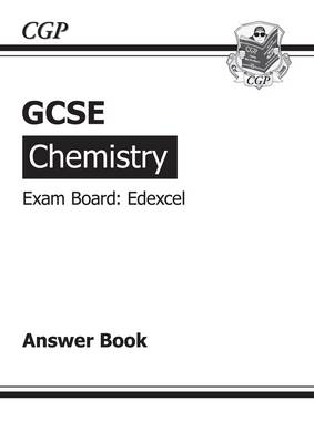 GCSE Chemistry Edexcel Answers (for Workbook) (A*-G Course) (Paperback)