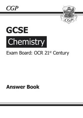 GCSE Chemistry OCR 21st Century Answers (for Workbook) (A*-G Course) (Paperback)