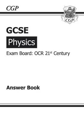GCSE Physics OCR 21st Century Answers (for Workbook) (A*-G Course) (Paperback)