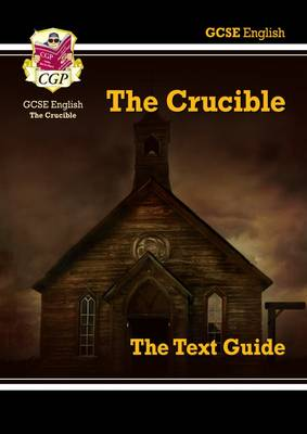 GCSE English Text Guide - The Crucible (Paperback)