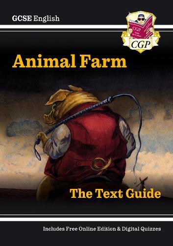 GCSE English Text Guide - Animal Farm (Paperback)