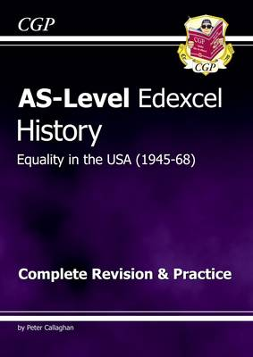 AS Level History - Equality in USA Unit 1 D5 Complete Revision & Practice (Paperback)
