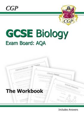 GCSE Biology AQA Workbook Incl Answers - Higher (A*-G Course) (Paperback)