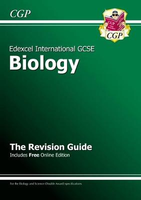Edexcel International GCSE Biology Revision Guide with Online Edition (A*-G Course) (Paperback)
