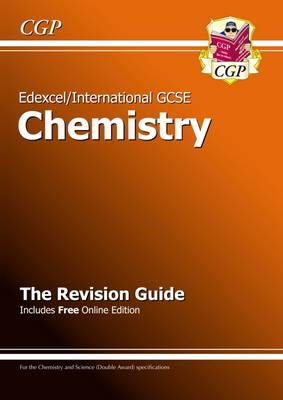 Edexcel International GCSE Chemistry Revision Guide with Online Edition (A*-G Course) (Paperback)