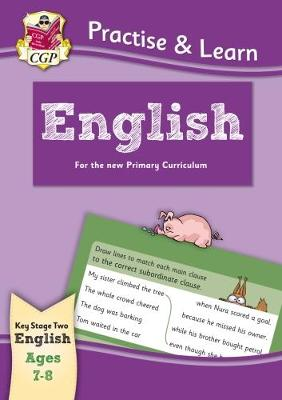 Practise & Learn: English (ages 7-8) (Paperback)
