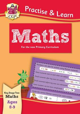 Practise & Learn: Maths (Ages 8-9) (Paperback)