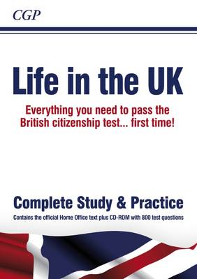 Life in the UK Test - Study and Practice (Paperback)