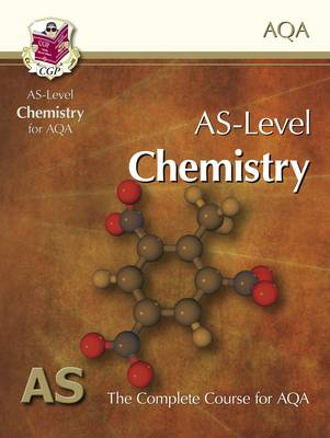AS Level Chemistry for AQA: Student Book (Paperback)