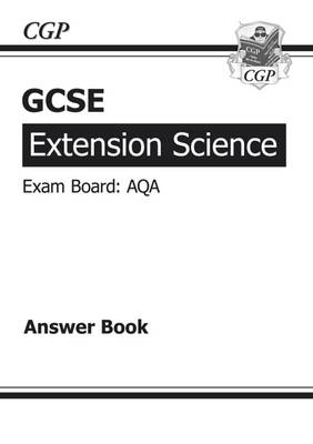 GCSE Further Additional (Extension) Science AQA Answers (for Workbook) (A*-G Course) (Paperback)