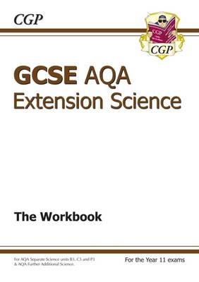 GCSE Further Additional (Extension) Science AQA Workbook (A*-G Course) (Paperback)