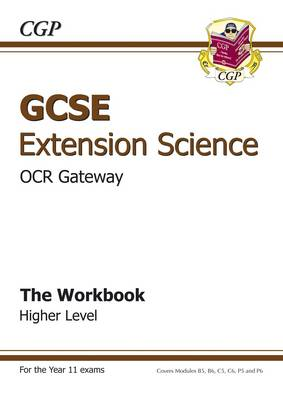 GCSE Further Additional (Extension) Science OCR Gateway Workbook (A*-G Course) (Paperback)