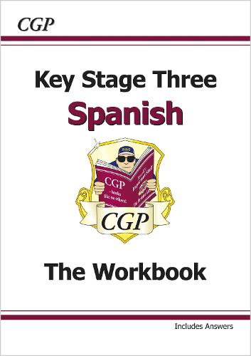 Ks3 Spanish Workbook with Answers (Paperback)