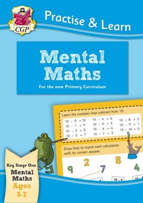 Practise & Learn: Mental Maths (Ages 5-7) (Paperback)