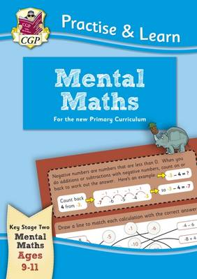New Curriculum Practise & Learn: Mental Maths for Ages 9-11 (Paperback)
