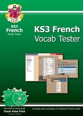 KS 3 French Vocab Tester (Paperback)