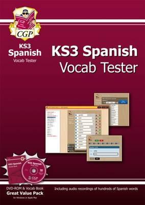 KS3 Spanish Interactive Vocab Tester (Paperback)