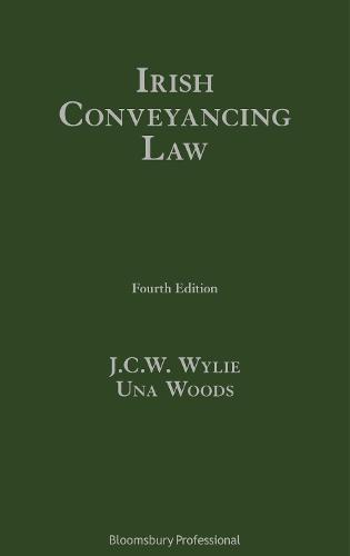 Irish Conveyancing Law (Hardback)