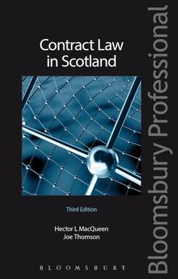 Contract Law in Scotland (Paperback)