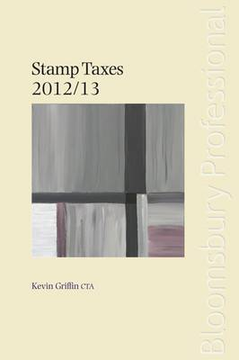 Stamp Taxes 2012/13 - Core Tax Annuals (Paperback)