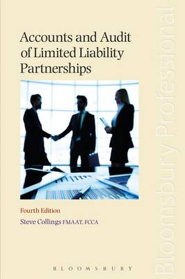 Accounts and Audit of Limited Liability Partnerships (Paperback)