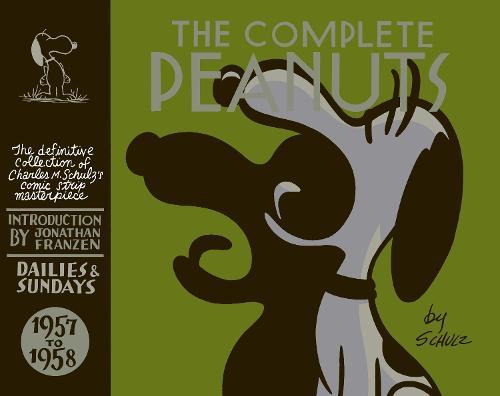 The Complete Peanuts 1957-1958: Volume 4 (Hardback)