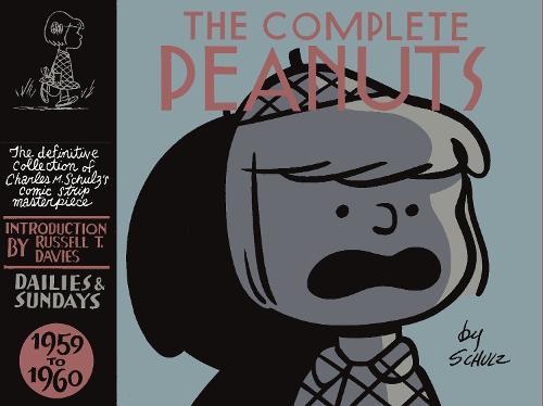 The Complete Peanuts 1959-1960: Volume 5 (Hardback)