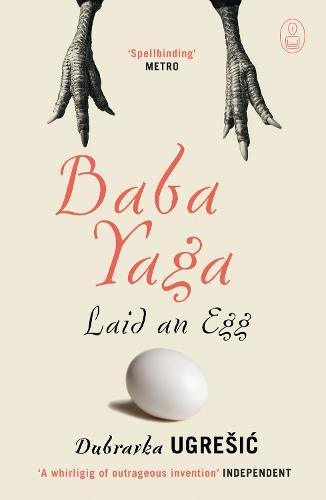Baba Yaga Laid an Egg - Myths (Paperback)