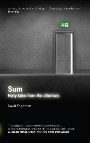 Sum: Forty Tales from the Afterlives (Paperback)