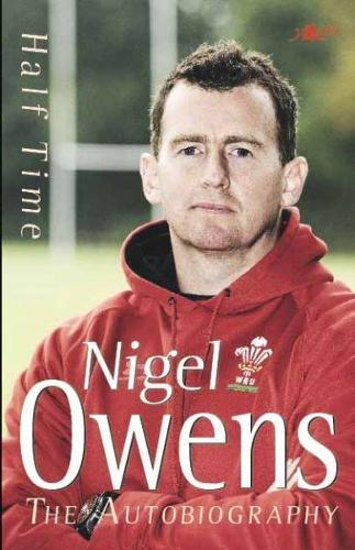 Half Time - The Autobiography (Paperback) (Paperback)